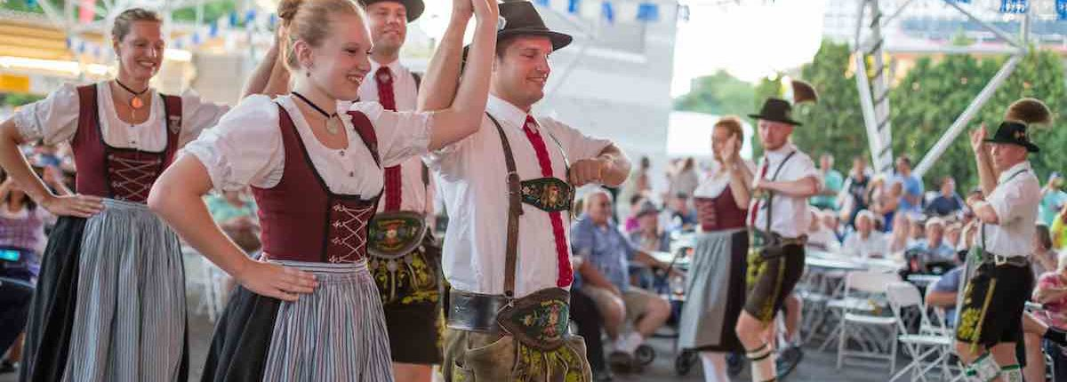 German Fest (photo compliments of Visit Milwaukee)