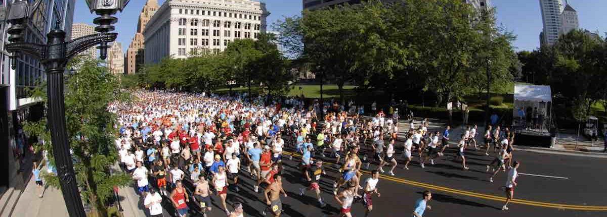 Milwaukee Walk & Run (photo compliments of Visit Milwaukee)